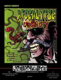 Apocalypse sur Carson city T5 : L'apocalypse selon Matthews (0), bd chez Akileos de Griffon