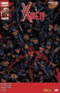 X-Men (revue) – V 4, T23 : Le mutant Oméga (0), comics chez Panini Comics de Yost, Spurrier, Rucka, Kyle, Bendis, Barberi, Carnero, Coello, Anka, Molina, Asrar, Sotomayor, Rosenberg, Gracia, Keith, Bachalo