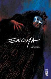 Enigma : , comics chez Urban Comics de Milligan, Fegredo, Van Valkenburg