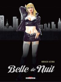 Belle de nuit : , bd chez Delcourt de Altuna