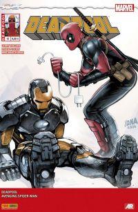 Deadpool (revue) – V 4, T12 : L'axe du mal (0), comics chez Panini Comics de Shinick, Posehn, Duggan, Hawthorne, Kuder, Hollingsworth, Bellaire, Nakayama