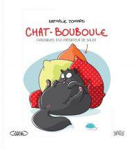 Chat-Bouboule : Chroniques d'un prédateur de salon (0), bd chez Jungle de Jomard