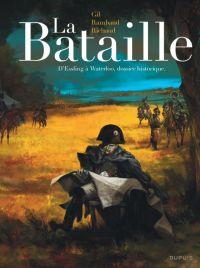 La Bataille, bd chez Dupuis de Richaud, Gil, Ralenti