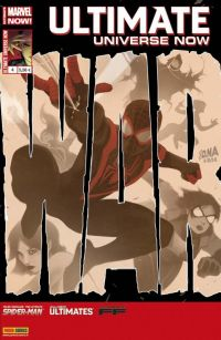 Ultimate Universe Now T4 : Balade en sous-sol (0), comics chez Panini Comics de Fialkov, Fiffe, Bendis, Milonogiannis, Pinna, Marquez, Araujo, Ponsor, Rosenberg, Woodard, Keith, Bellaire, Nakayama