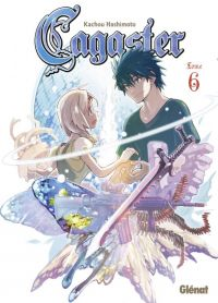 Cagaster T6 : , manga chez Glénat de Hashimoto
