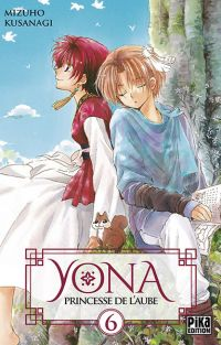 Yona, princesse de l'aube  T6, manga chez Pika de Mizuho