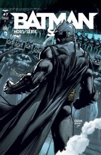 Batman Saga – Hors série, T7 : Futures End ! Le Batman de demain (0), comics chez Urban Comics de Pak, Snyder, Fawkes, Seeley, King, Buccellato, Simone, Cifuentes, Hepburn, Fiorentino, Mooney, Herbert, Richards, Neves, Aco, Fridolfs, Nguyen, Garron, Loughridge, Hi-fi colour, Kalisz, FCO Plascencia, Cox, Fajardo Jr, Fabok