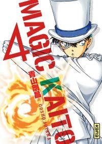 Magic Kaito  T4, manga chez Kana de Aoyama