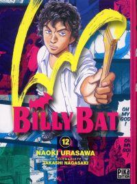 Billy Bat T12, manga chez Pika de Nagasaki, Urasawa