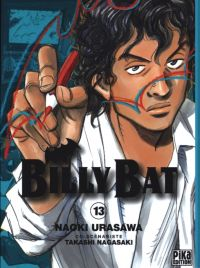 Billy Bat T13, manga chez Pika de Nagasaki, Urasawa