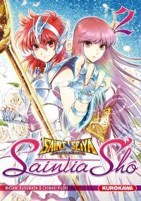 Saint Seiya Saintia Shô T2, manga chez Kurokawa de Kuramada, Kuori