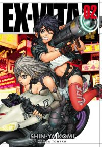 Ex-vita T2 : , manga chez Tonkam de Komi