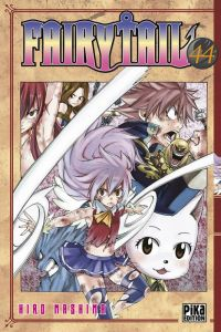 Fairy Tail T44, manga chez Pika de Mashima