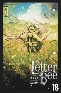 Letter bee T18, manga chez Kana de Asada