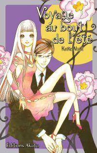 Voyage au bout de l'été, manga chez Akata de Nishi