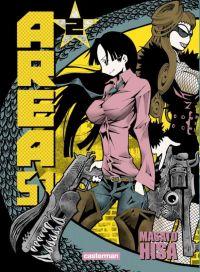 Area 51 T2, manga chez Casterman de Hisa
