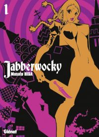 Jabberwocky T1, manga chez Glénat de Hisa