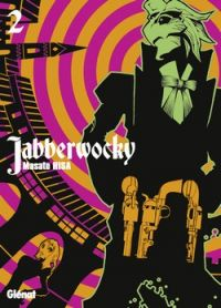Jabberwocky T2, manga chez Glénat de Hisa