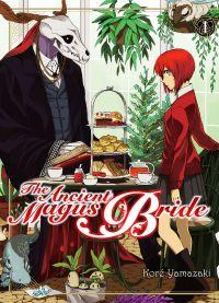 The ancient magus bride  T1, manga chez Komikku éditions de Yamazaki