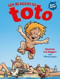 Les blagues de Toto : Vacances à la blague (0), bd chez Delcourt de Coppée, Lorien