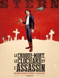 Stern T1 : Le croque-mort, le clochard et l'assassin (0), bd chez Dargaud de Maffre, Maffre