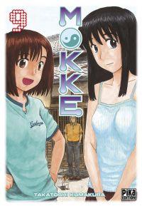 Mokke T9 : , manga chez Pika de Kumakura