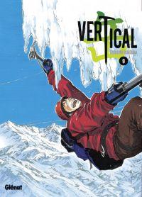 Vertical T9, manga chez Glénat de Ishizuka