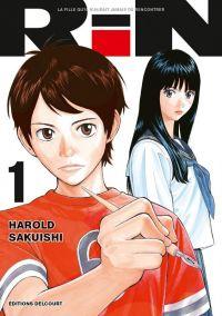 Rin T1, manga chez Delcourt de Sakuishi