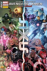 AXIS - Avengers & X-Men T2 : Inversion (0), comics chez Panini Comics de Remender, Yu, Alanguilan, Martin, Delgado, Milla, Cheung
