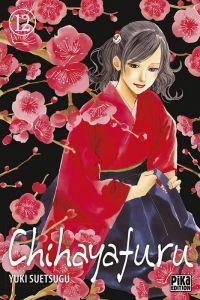 Chihayafuru T12, manga chez Pika de Suetsugu