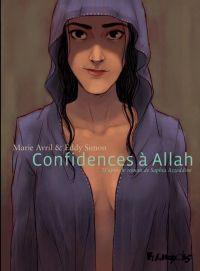 Confidences à Allah : , bd chez Futuropolis de Simon, Azzedine, Avril