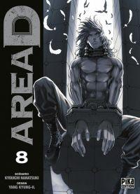 Area D T8 : Contre-attaque de la prison (0), manga chez Pika de Nanatsuki , Kyung-il
