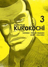 Inspecteur Kurokôchi T3 : , manga chez Komikku éditions de Nagasaki, Kôno