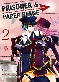 Prisoner & paper plane T2, manga chez Komikku éditions de Akamura, Nekomorin