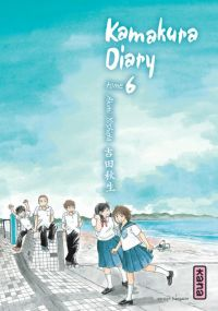Kamakura diary T6 : , manga chez Kana de Yoshida