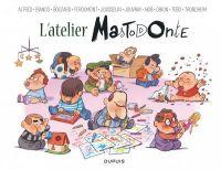 L'Atelier Mastodonte T3, bd chez Dupuis de Collectif