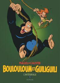 Boulouloum et Guiliguili T1, bd chez Dupuis de Cauvin, Mazel