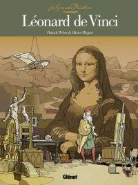 Léonard de Vinci : La Joconde (0), bd chez Glénat de Weber, Pâques