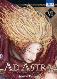 Ad Astra - Scipion l'africain & Hannibal Barca T6, manga chez Ki-oon de Kagano