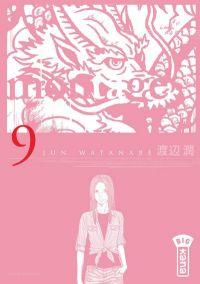 Montage T9, manga chez Kana de Watanabe