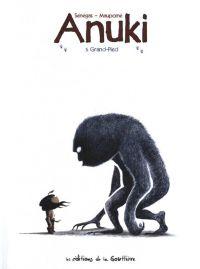 Anuki T5 : Grand-Pied (0), bd chez Editions de la Gouttière de Maupomé, Sénégas