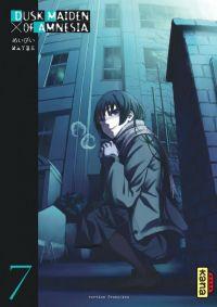 Dusk maiden of amnesia T7, manga chez Kana de Maybe