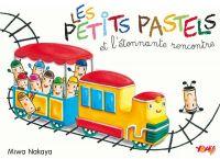 Les Petits pastels : Les petits pastels et l'étonnante rencontre, manga chez Yoaké de Nakaya
