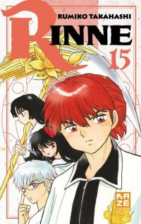 Rinne T15, manga chez Kazé manga de Takahashi