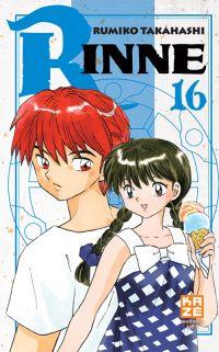Rinne T16, manga chez Kazé manga de Takahashi
