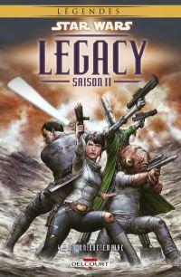 Star Wars Legacy T4 : Un unique Empire (0), comics chez Delcourt de Bechko, Hardman, Thies, Boyo, Alessio