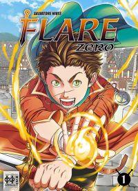 Flare zero T1, manga chez H2T de Nives