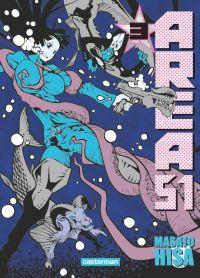 Area 51 T3, manga chez Casterman de Hisa