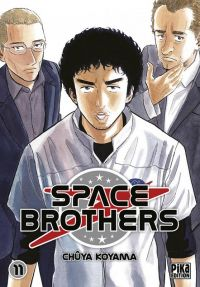 Space brothers T11 : , manga chez Pika de Koyama