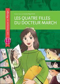 Les quatre filles du Docteur March, manga chez Nobi Nobi! de Alcott, Nev